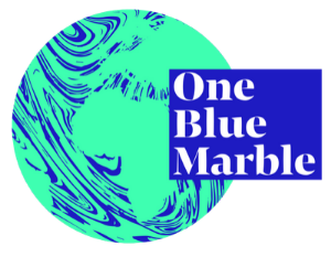 One Blue Marble Logo